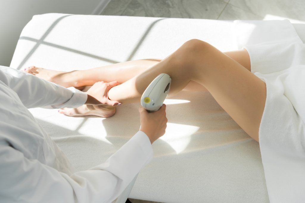 hair removal - the woodlands